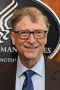 Gates, fundador de Microsoft