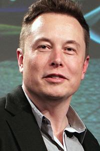 Elon Musk, emprendedor exitoso