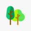 Icono de los recursos naturales