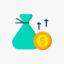 Icono de los recursos financieros