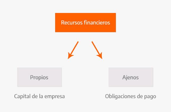 Tipos de recursos financieros
