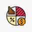 Icono representativo de los dividendos