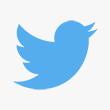 Isotipo de twitter